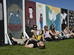 The Wall Project - Sziget Festival 2014